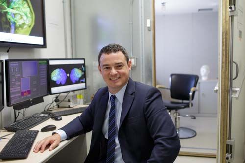 Adam Woods, Ph.D., assistant director of the Cognitive Aging and Memory Clinical Translational Research Program, has received funding for a multicenter trial to examine whether mild electrical stimulation may help prevent cognitive decline in older adults.